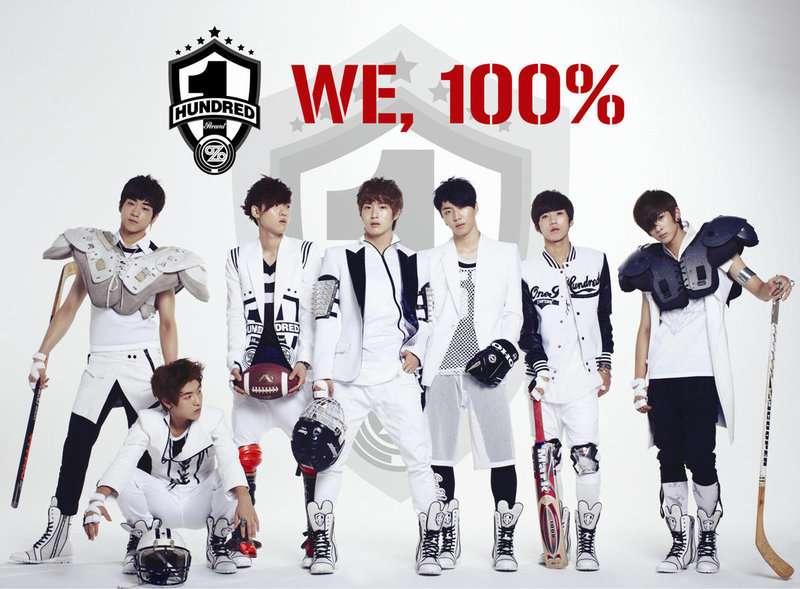 [Single] 100% - We, 100% [1st Single]