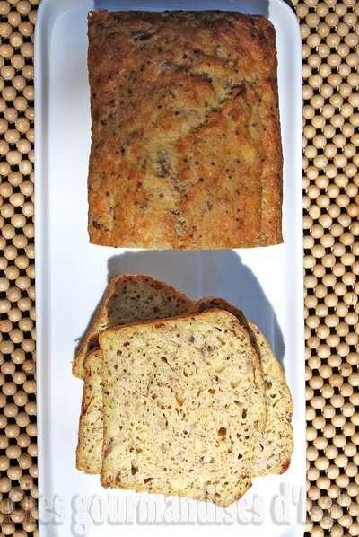 Recette Tupperware Cake Au Chorizo