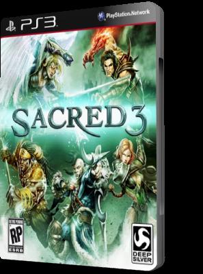 [PS3] Sacred 3 (2014) - SUB ITA