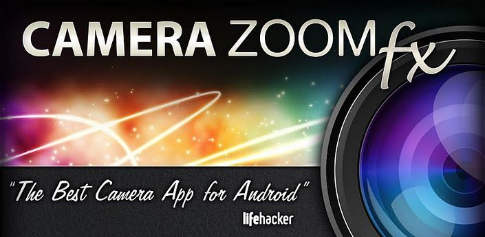 Camera ZOOM FX 5.4.5 APK Full indir