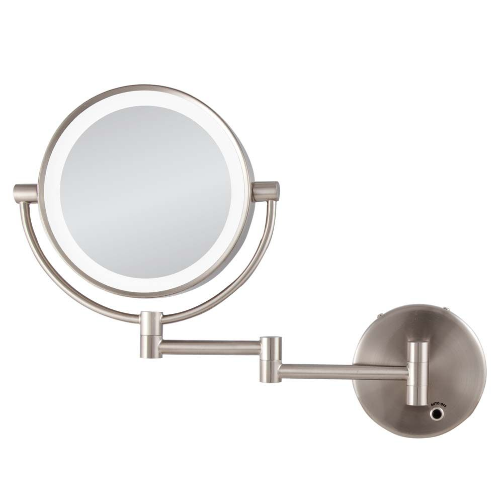 Zadro LEDMW45 Cordless Next Generation� LED Lighted Wall Mount Mirror at Sears.com