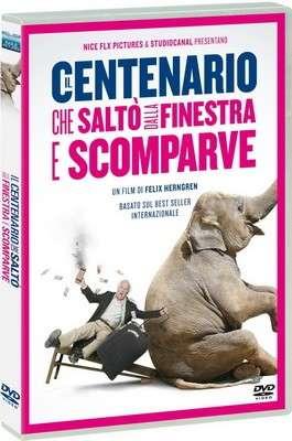 Il Centenario Che Saltò Dalla Finestra e Scomparve (2013) DVD9 Copia 1:1 Ita Swe