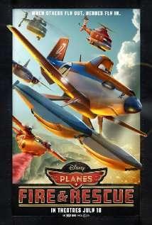 Planes: Anh Hùng & Biển Lửa