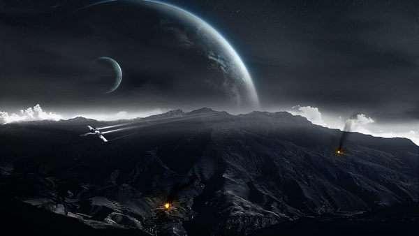 Ciencia Ficcion - Interstellar 2014