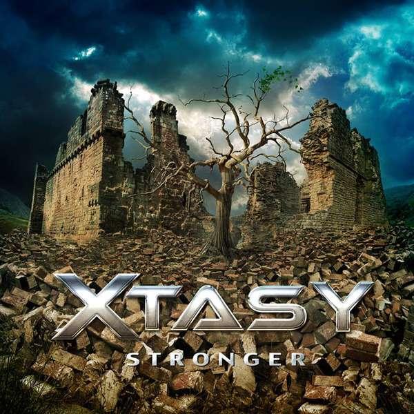 Xtasy - Stronger (SP) (2014)