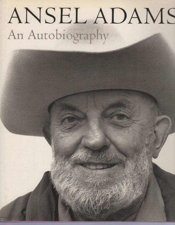 Ansel Adams: An Autobiography, Ansel Adams