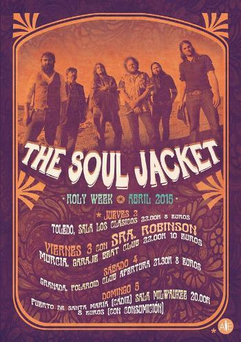 The Soul Jacket semana santa