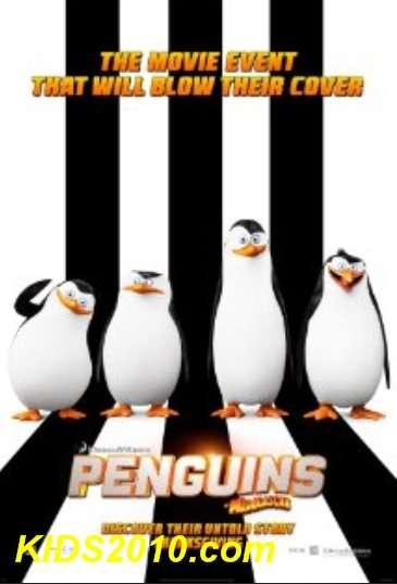 Penguins of Madagascar | მადაგასკარის პინგვინები (ქართულად)