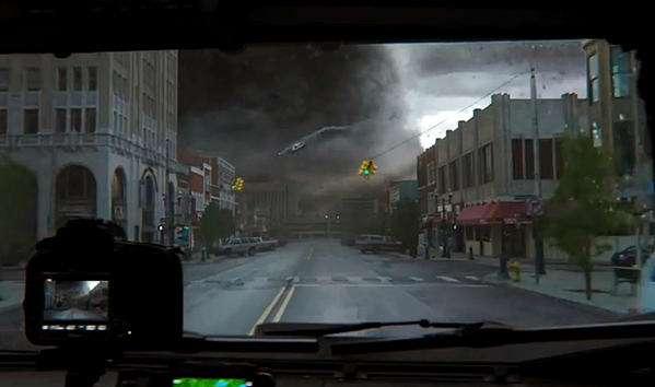 Peliculas Into the Storm