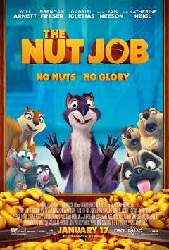 Fındık İşi - The Nut Job - 2014 BluRay 1080p x264 DTS MKV indir