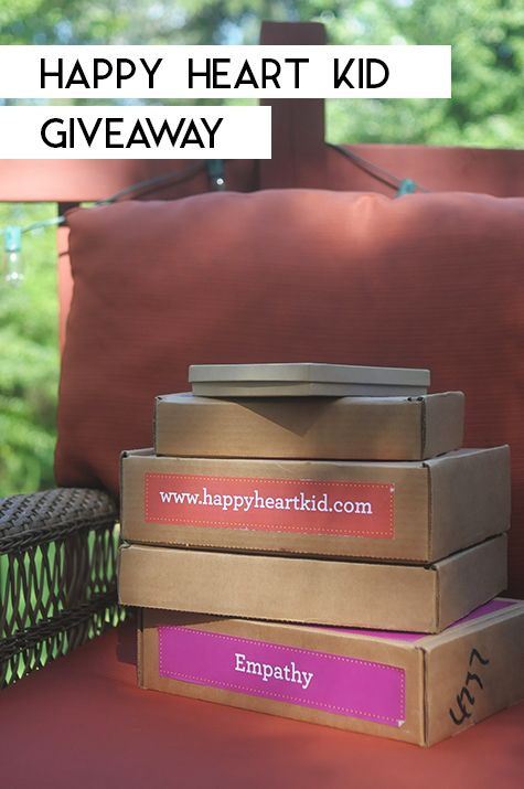 Happy Heart Kid Giveaway