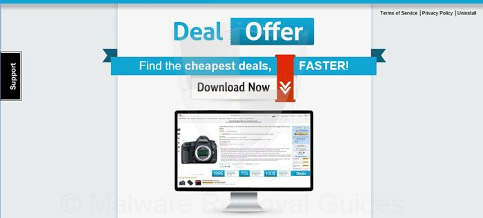 Remove Ads by Deal Offer