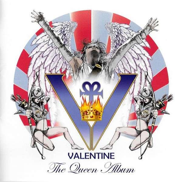 Valentine - The Queen Album (2014)
