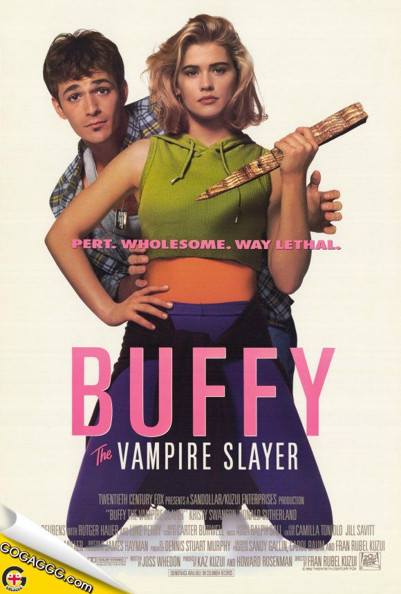 Buffy The Vampire Slayer | ბაფი ვამპირების გამანადგურებელი (ქართულად) [EXCLUSIVE]