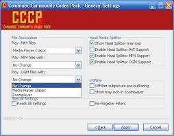 Remove FreeCodecPack
