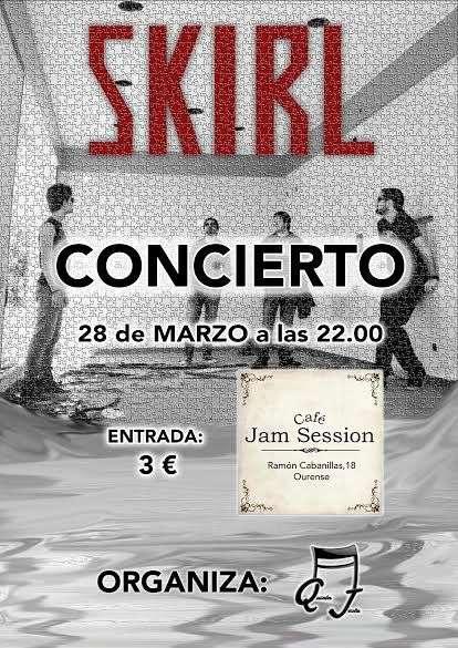 Skirl en Ourense