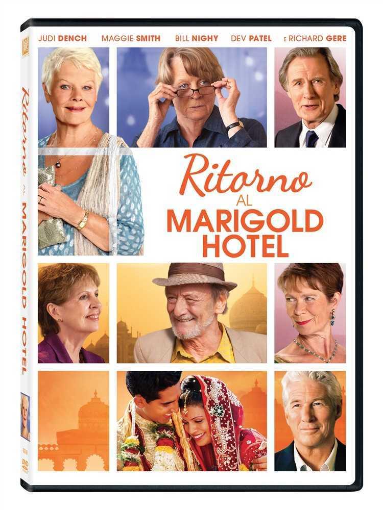 Ritorno al Marigold Hotel (2015) DVD9 Copia 1:1 Multi ITA