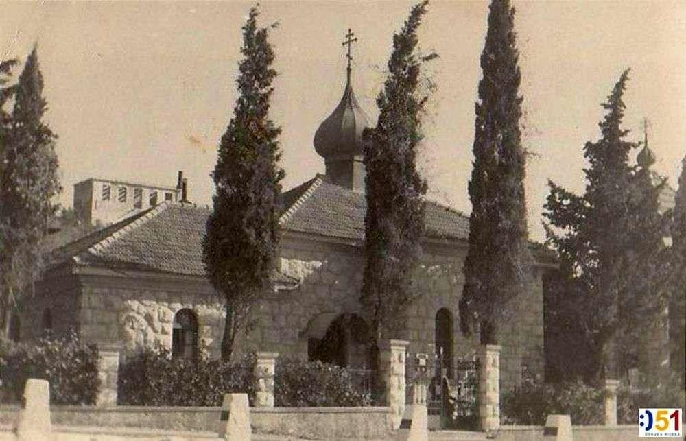 Ruska pravoslavna crkva Crikvenica nekad