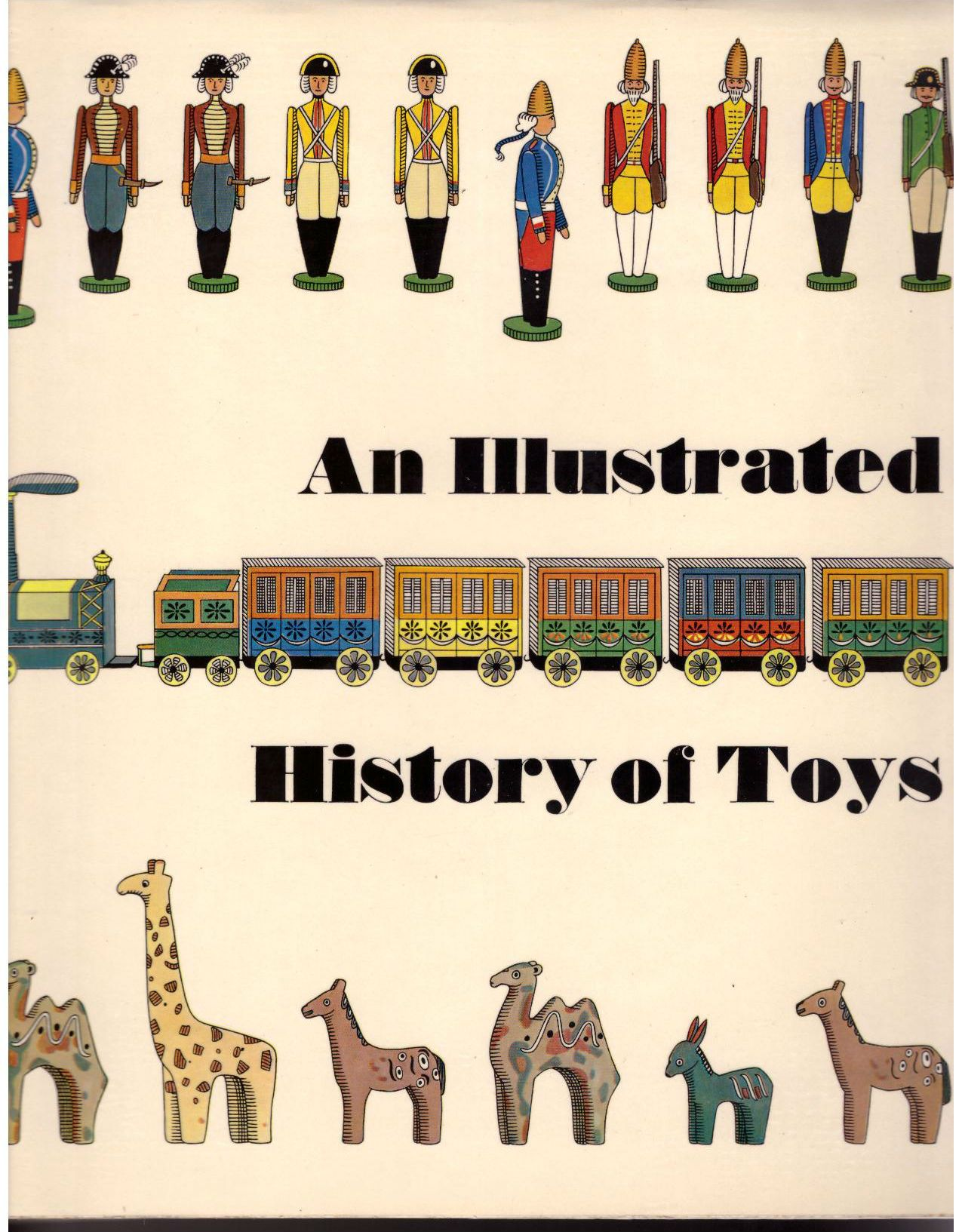 An illustrated history of toys (Abbey library), Fritzsch, Karl Ewald