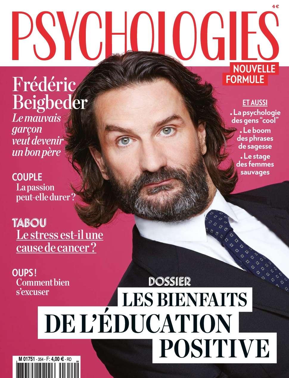Psychologies Magazine 354 - Septembre 2015