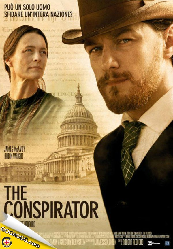 The Conspirator | კონსპირატორი (ქართულად) [EXCLUSIVE]