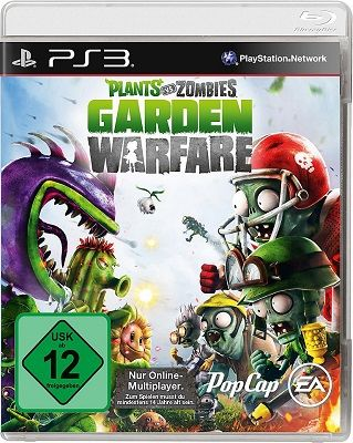 [PS3] Plants vs Zombies: Garden Warfare (2014) - SUB ITA