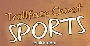 Trollface Quest 6 Sports Logo