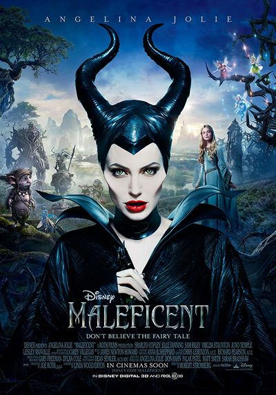 Maleficent 2014 pelicula de terror