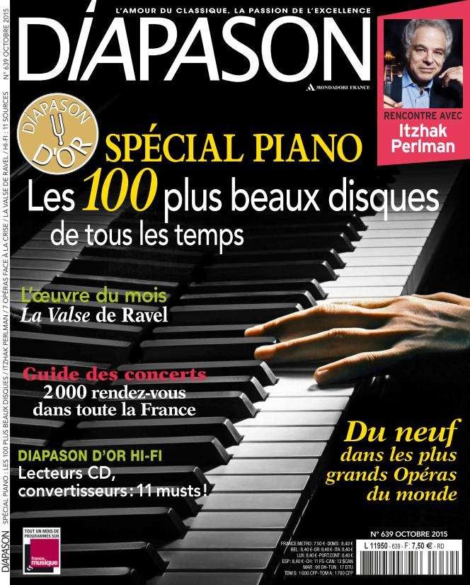 Diapason - Octobre 2015