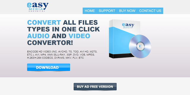 Remove Ads by Easy Media Converter
