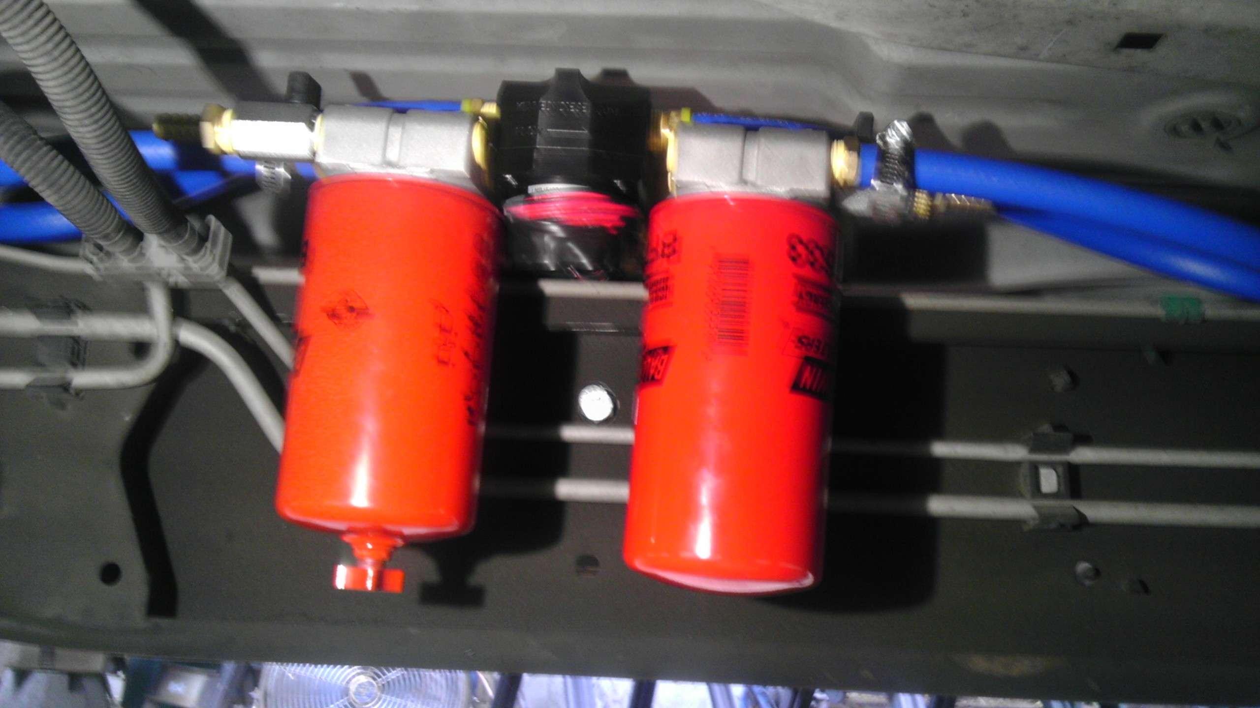 Diesel Fuel Filter Heater Wrap Ivoiregion Duramax My Lift Pump Kit Chevy And Gmc Forum