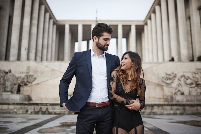blog mode couple tenue de soirée