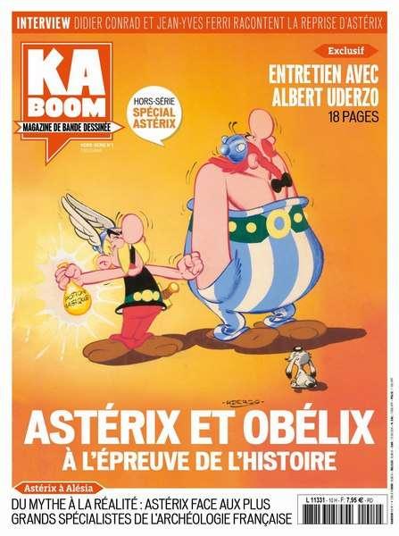 Kaboom 10 - Hors-Série 2015