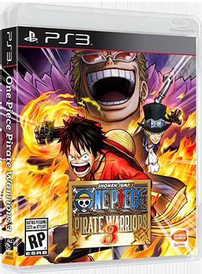 [PS3] One Piece Pirate Warriors 3 (2015) - SUB ITA