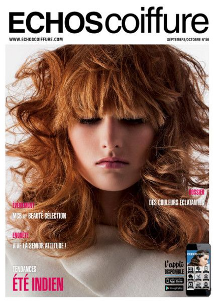 Echos Coiffure France #56 - Septembre/Octobre 2015