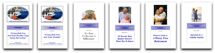 Offer a free report or information booklet in everything you do!