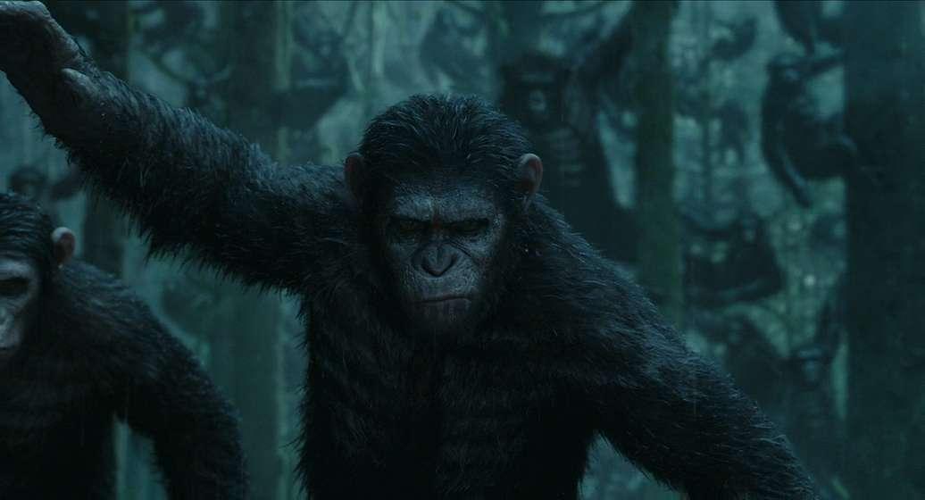 Beždžionių planetos aušra / Dawn of the Planet of the Apes (2014)