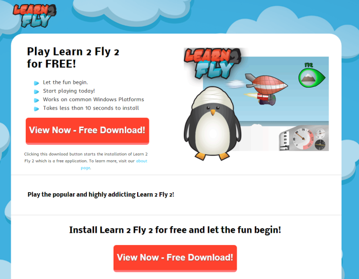 Remove Learn 2 Fly 2