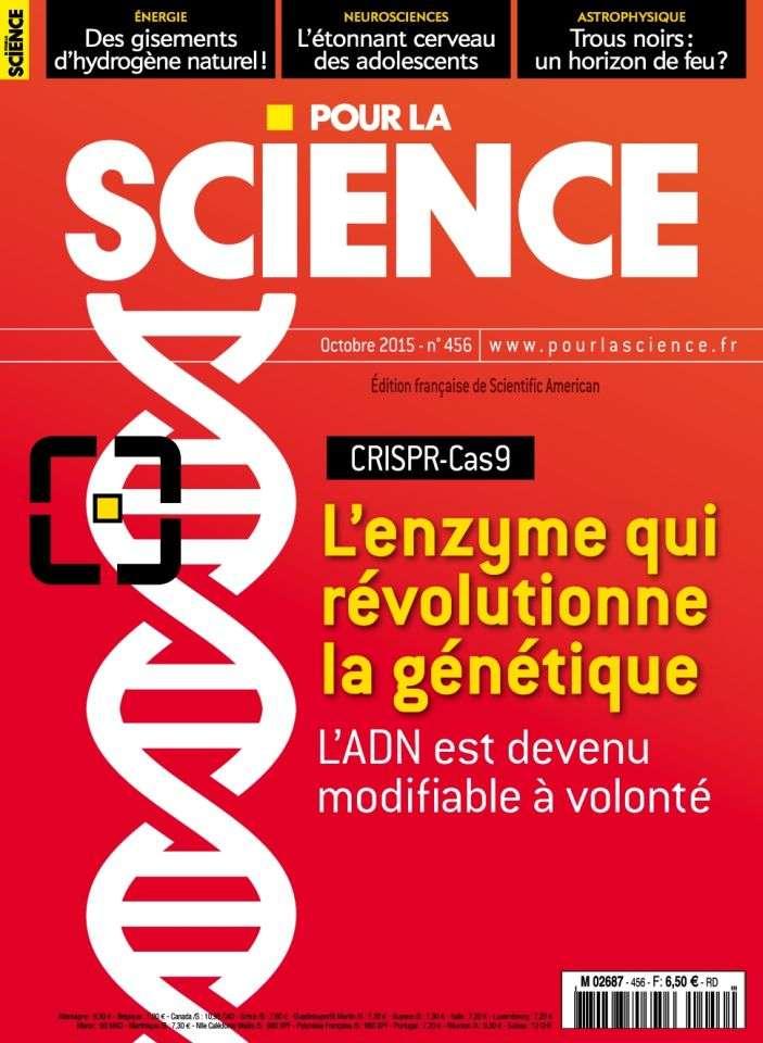 Pour la Science 456 - Octobre 2015