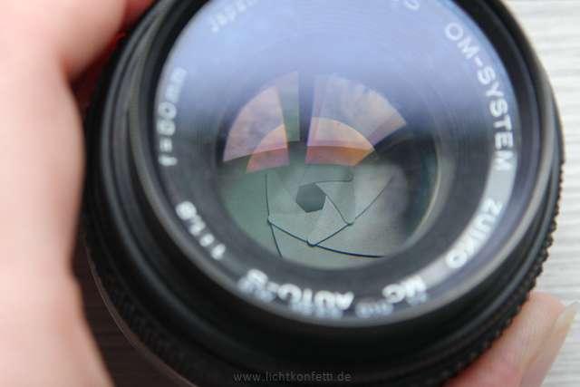 Foto-Kurs - Blende