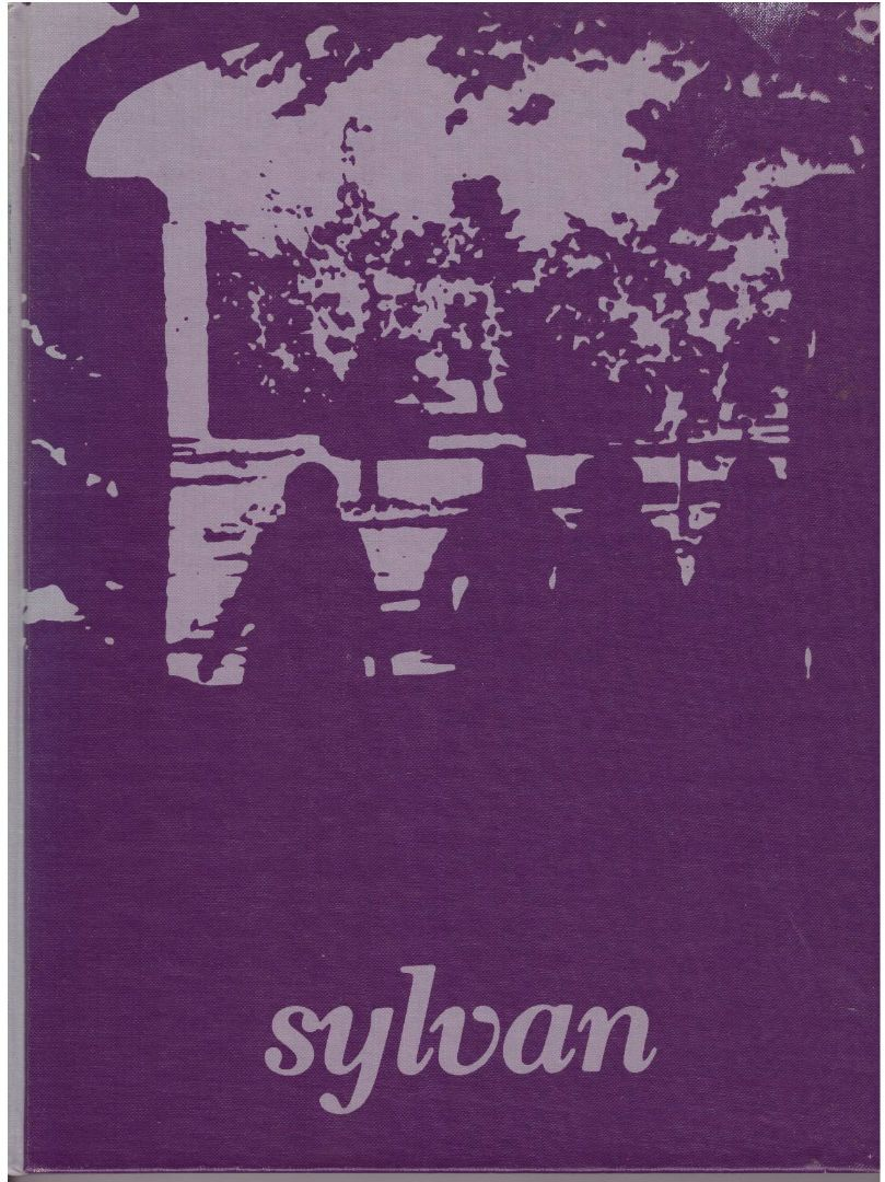 1973 The Sylvan Yearbook Annhurst College Woodstock Connecticut CT, Staff