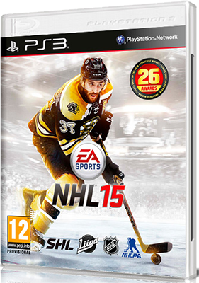 NHL 15 DOWNLOAD PS3 ENG (2014)