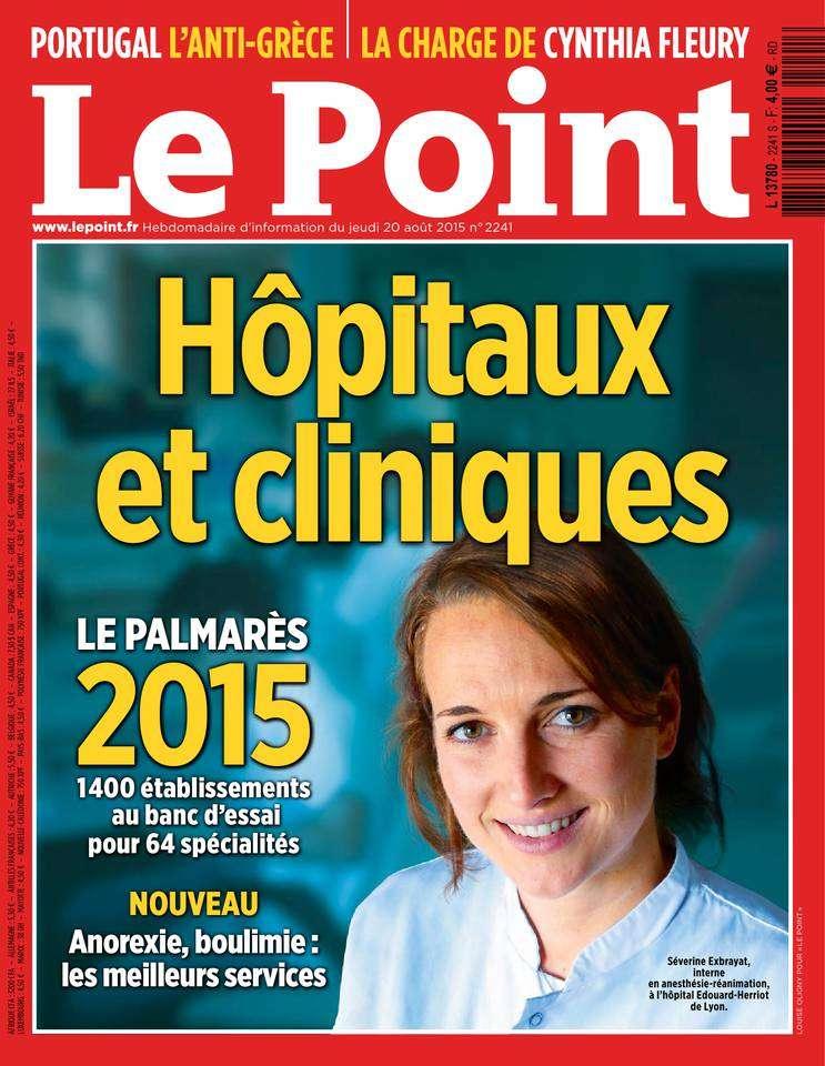 Le Point 2241 - 20 au 26 Août 2015