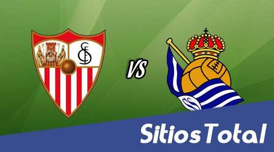 Sevilla FC vs Real Sociedad en Vivo - Liga BBVA 2014-2015