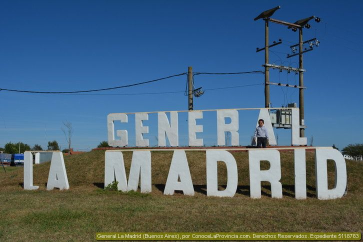 general la madrid