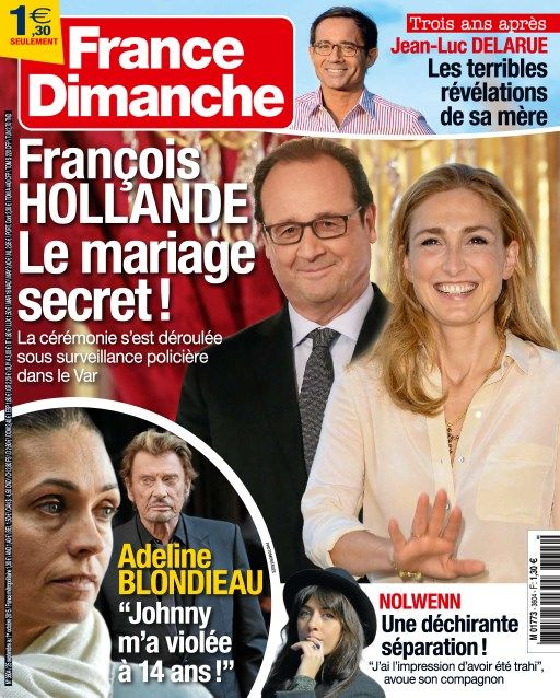 France Dimanche 3604 - 25 Septembre au 1er Octobre 2015