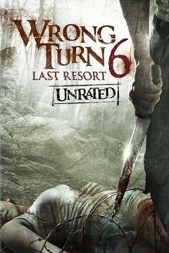 Korku Kapanı 6 - Wrong Turn 6 Last Resort - 2014 Türkçe Altyazı MKV indir