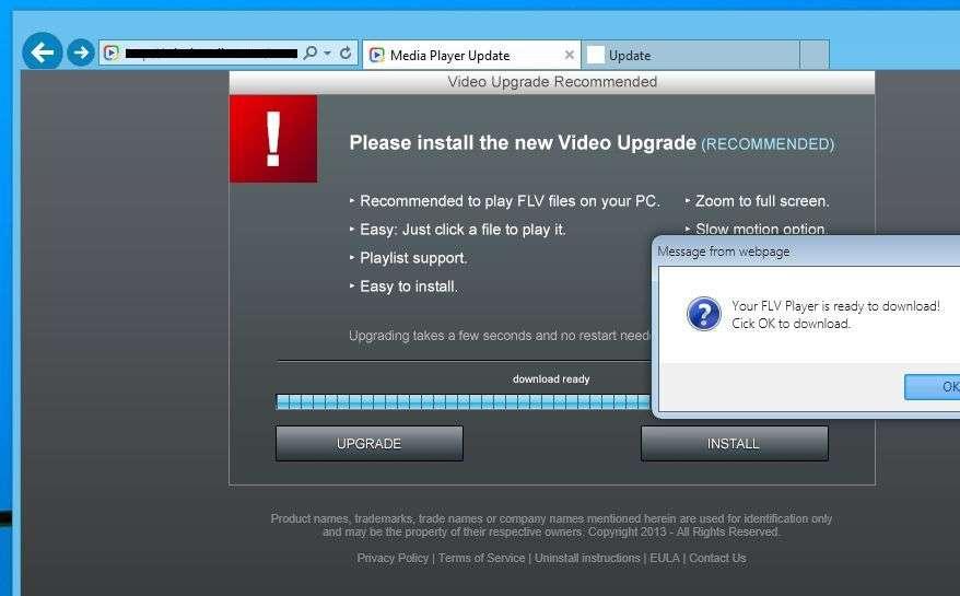 Remove Newsoftready.sendingfreeupdates.net