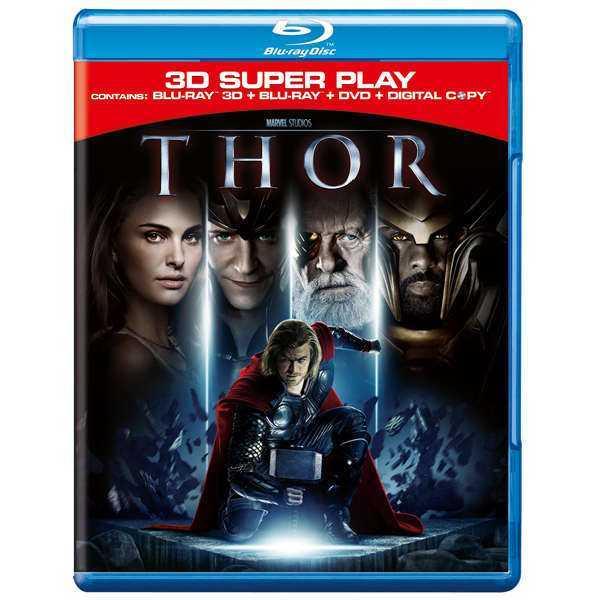Thor - Limited 3D Edition (2011) BluRay Full AVC DTSHD ENG DD ITA Sub - DDN