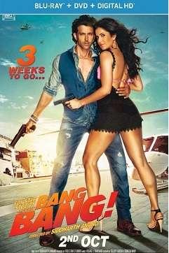 Bang Bang! - 2014 BluRay (720p - 1080p) x264 DTS MKV indir